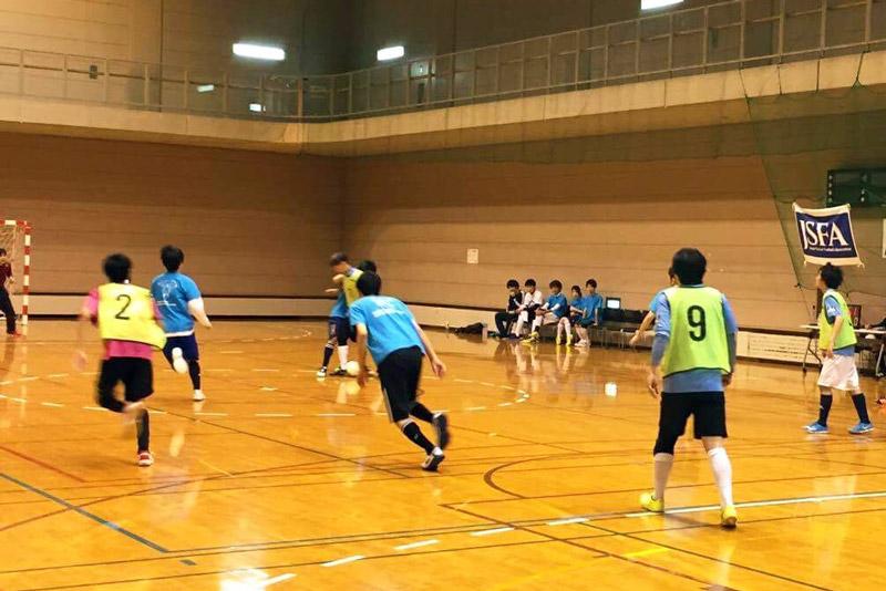 バリアフリーフットボール(中級)